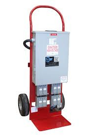 Portable Power Distribution Box Rental Starting At: