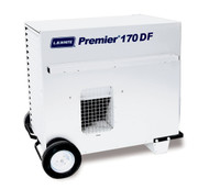 L.B. White Premier 170 Dual Fuel Portable Forced Air Ductable Unit Heater Rental Starting At: