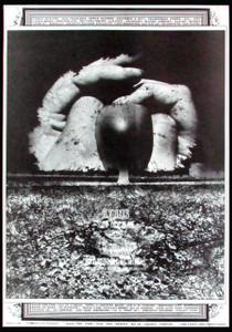 FD-144 Byrds Genesis* Original Avalon Ballroom Poster 1st Printing 1968 Wes