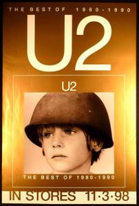 """U2 '98 Promo Best of 1980 - 1990"""".."""""""