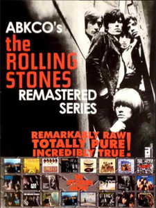 Rolling Stones '02 Remastered Promo..