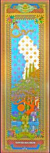 """Tower Records Poster """"Fresno 1974"""" Original Print Series Rare Frank Carson"""