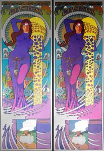 Cat Stevens Tea for the Tillerman Set of Two Poster + Rare Proof Tower 1971