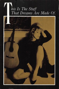"CARLY SIMON Stuff That Dreams Are Made of Goes Gold Promo Postcard 1997 4""x6"""