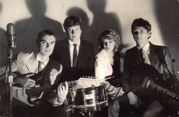 "Talking Heads 1986 Warner Bros. Promo Postcard for ""True Stories"" 4""x6"""