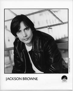 Jackson Browne Original Vintage Elektra Records 8x10 Press Photo: Chris Cuffaro