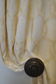 Nantucket Cream Pair Panels