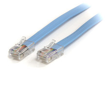 8 Pack of Cisco Access Server Rollover Cables