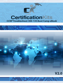 Troubleshooting and Maintaining Cisco IP Networks (TSHOOT) eBook