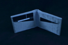Wallet Silver Tech Mesh By Stewart/Stand