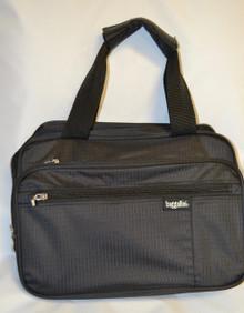 Baggalini Complete Cosmetic Bag in Black