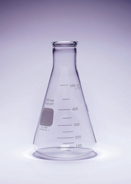 Erlenmeyer (Conical) Flasks, Heavy Duty, Pyrex