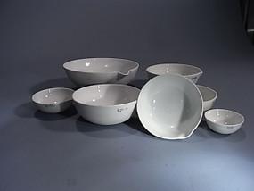 Ceramics, Evaporating Basins