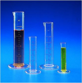 Kartell Short Form Measuring Cylinder, PMP