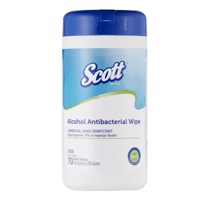 Alcohol Anti-Bacterial Wipes