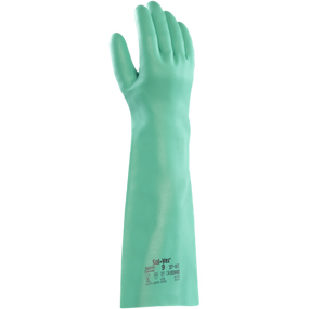 Sol-Vex Nitrile Gloves, Long
