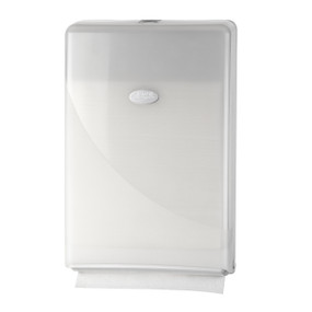 Compact Paper Towel Dispenser