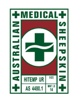 M102: HiTemp UR Medical Sheepskin Stamp