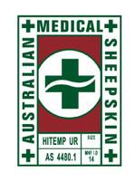 M102: HiTemp UR Medical Sheepskin Stamp