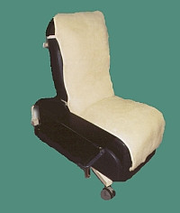 Lambswool Dialysis Chair Pad