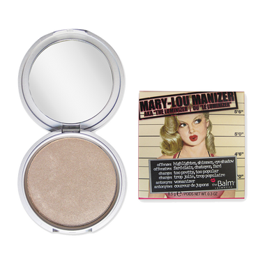 theBalm Mary-Lou Manizer Highlighter, Shadow & Shimmer