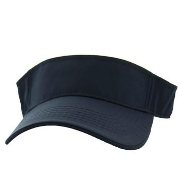 VP023 Solid Visor Hat (Navy) - Ace Cap 508bf2ef526e