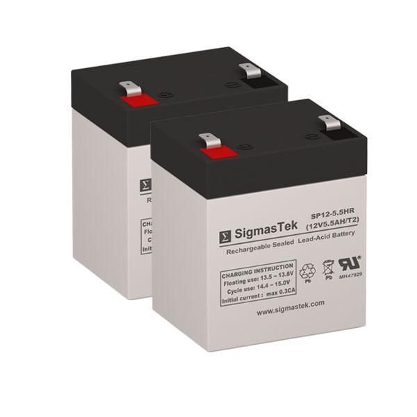 Espark Razor Electric Scooter Battery Set 2 Batteries