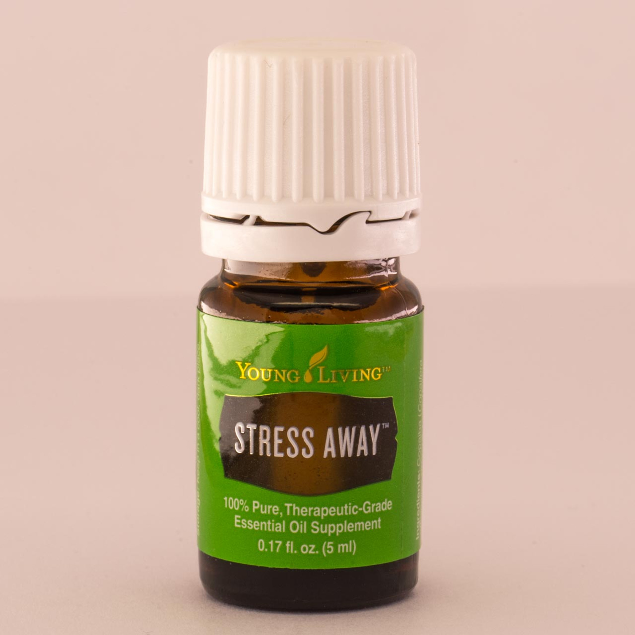 Young Living Stress Away Essential Oil 5 Ml Horse O Peace