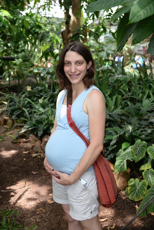 33w 0d Pregnant