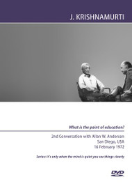 What is the point of education?