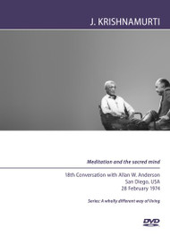 Meditation and the sacred mind