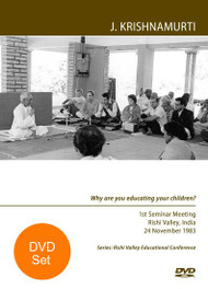 Rishi Valley Educational Conference