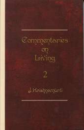 Commentaries on Living: Series II