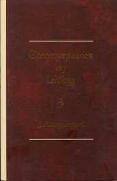 Commentaries on Living: Series III