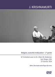 Religion, autorité et éducation – 2° partie
