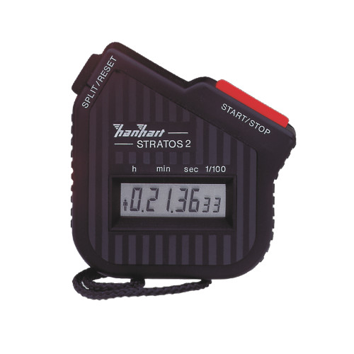 Hanhart 205.1705-W0 Stratos 2 Digital Stopwatch