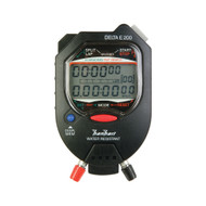 Hanhart 245.1947-W0 Delta E 200 EC (Black) Digital Stopwatch