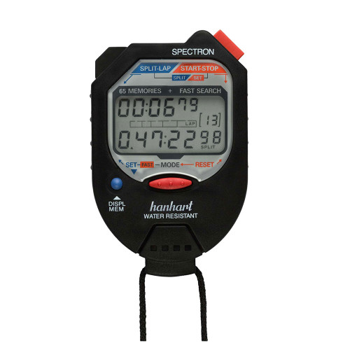 Hanhart 251.1951-VW Spectron Digital Stopwatch - Calibrated