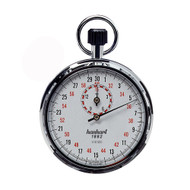 Hanhart 112.0401-00 Crown Stopper Mechanical Stopwatch