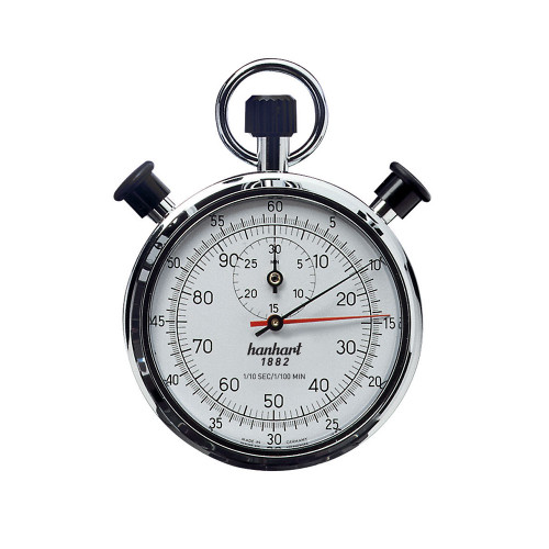 Hanhart 135.0301-VO/CTRS Addition Timer Mechanical Stopwatch