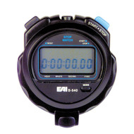EAI® S-540 Black Digital Stopwatch