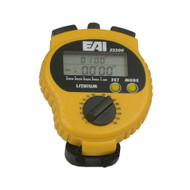 EAI® S-3300 Rotary Switch Digital Stopwatch (Yellow)