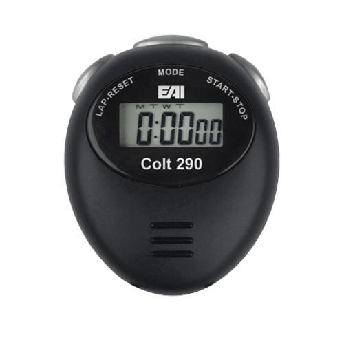 EAI® Colt 290 Digital Stopwatch - Black