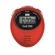EAI® Colt 290 Digital Stopwatch - Red