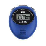 EAI® Colt 290 Digital Stopwatch - Blue