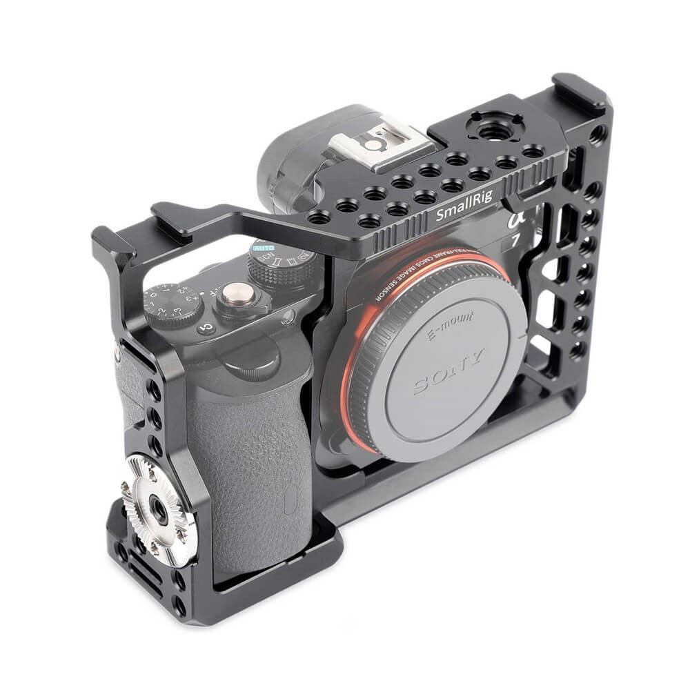 Smallrig Sony A7s Cage For Sony A7 A7s A7r 1815 Smallrig