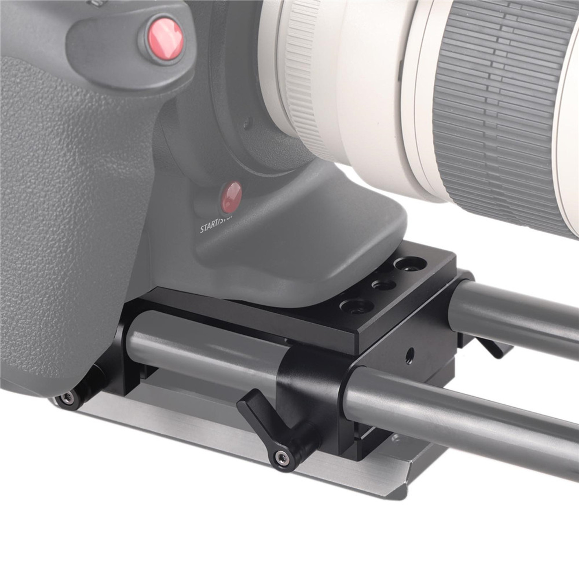 Smallrig Baseplate With Dual 15mm Rod Clamp 1798 Smallrig