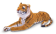 Barry the Bengal Tiger - Giant Stuffed Tiger