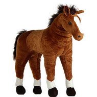 Henry T. Horse - Giant Stuffed Horse
