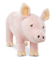 Simon the Pig - Large Stuffed Pig